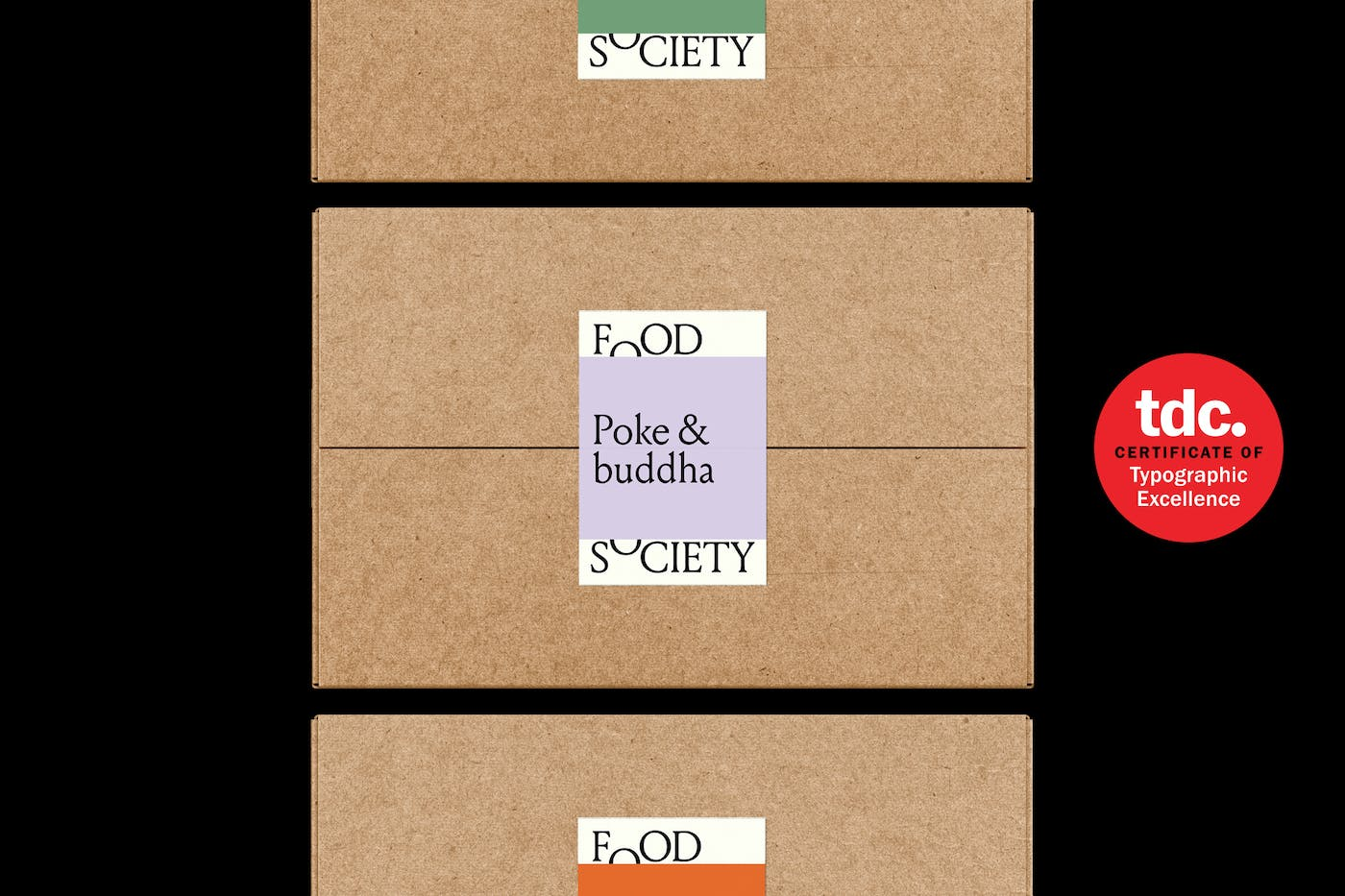 01 Food Society Boxes Stickers