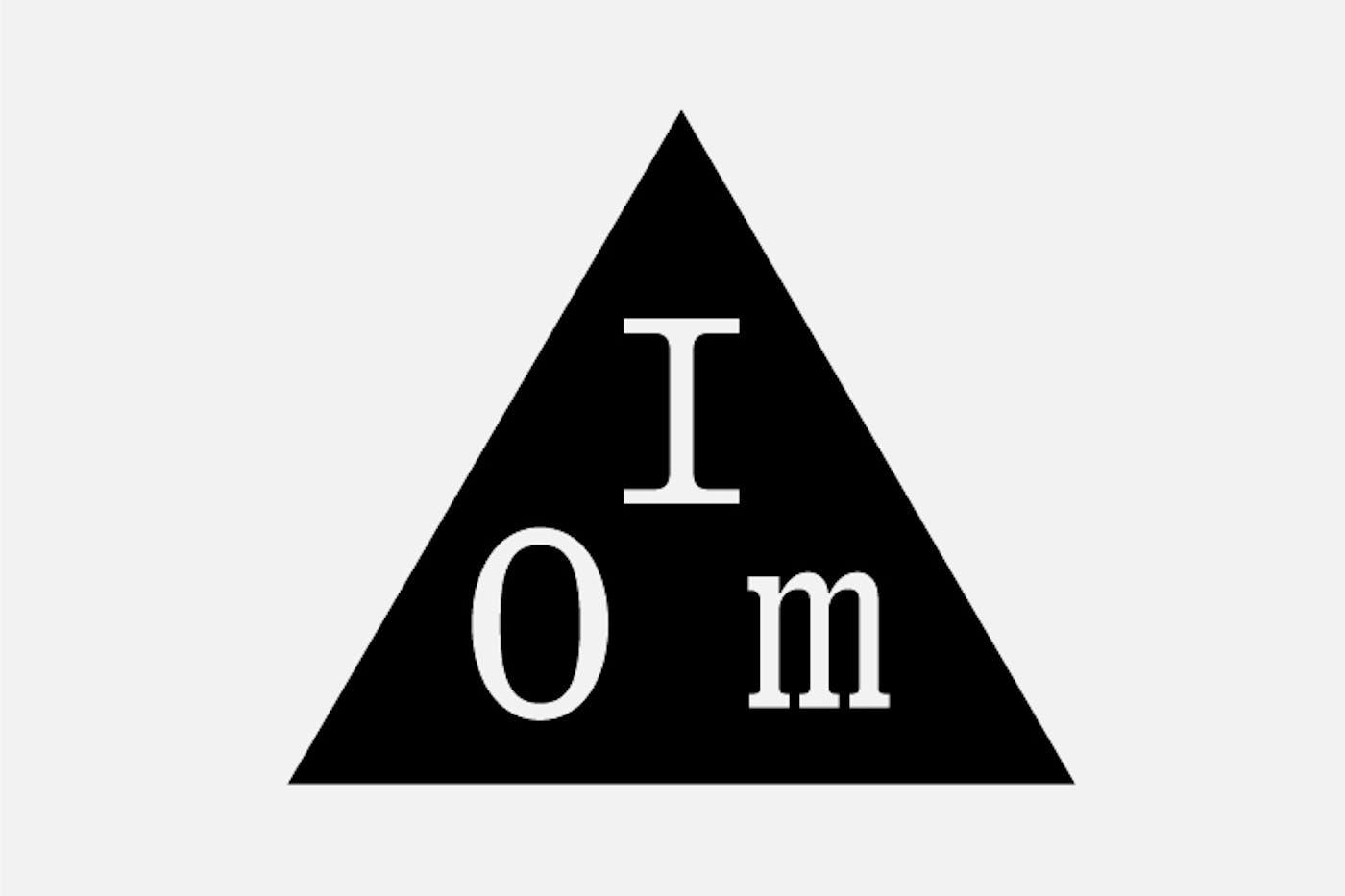 1 iom logo