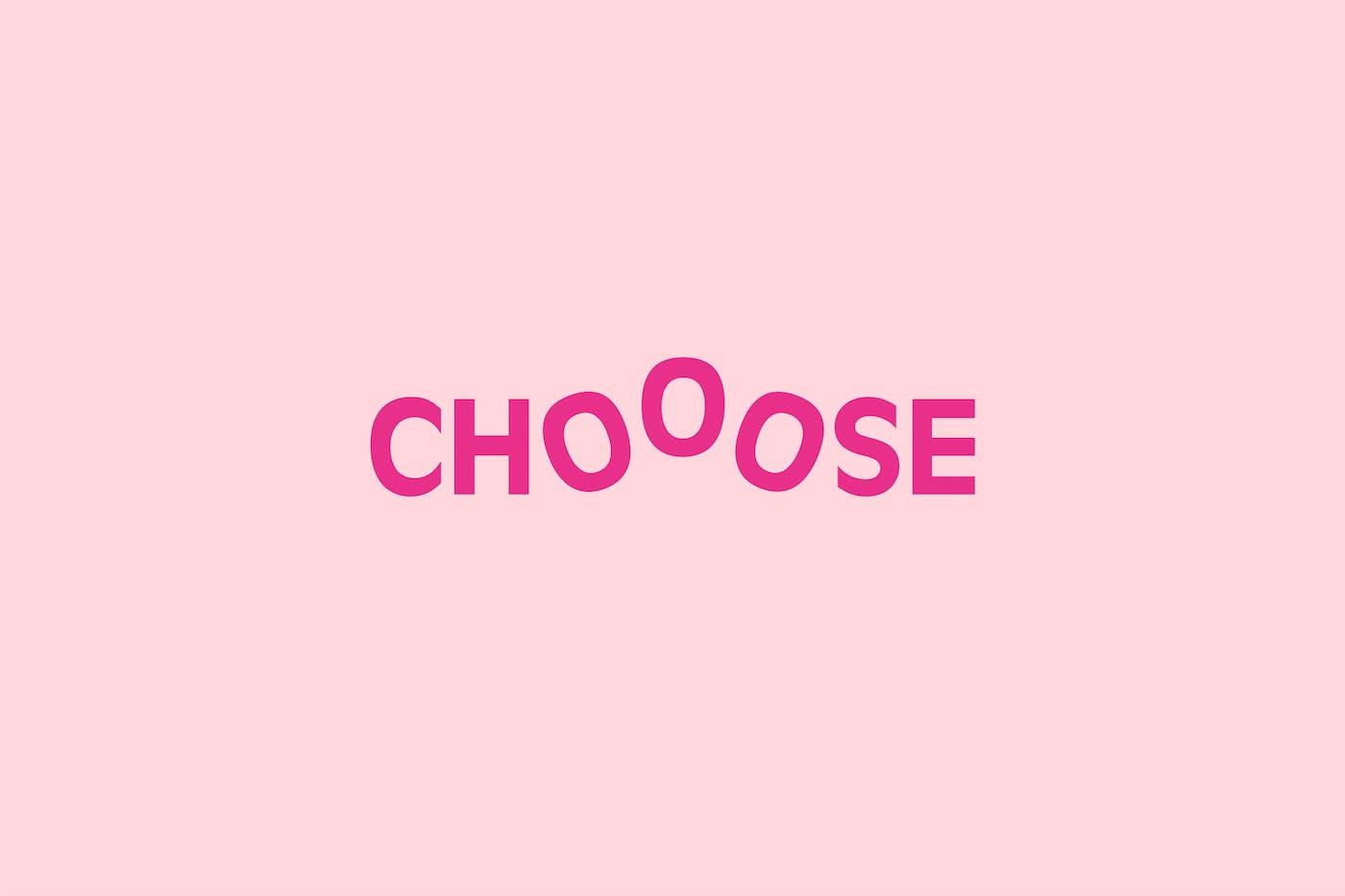 1 chooose logo