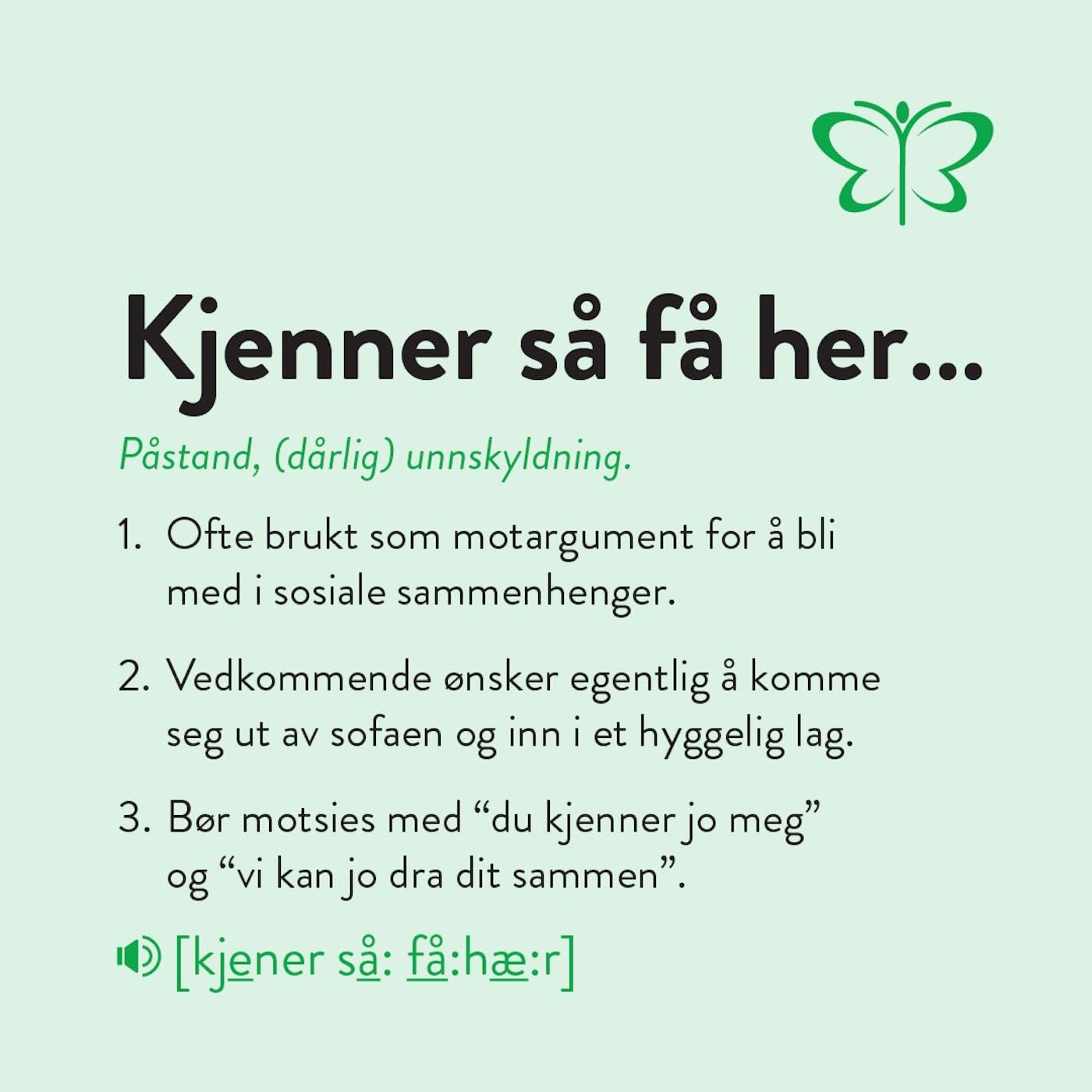 21 Verdensdagen Urban Dictionary Post Grønn Nabofest