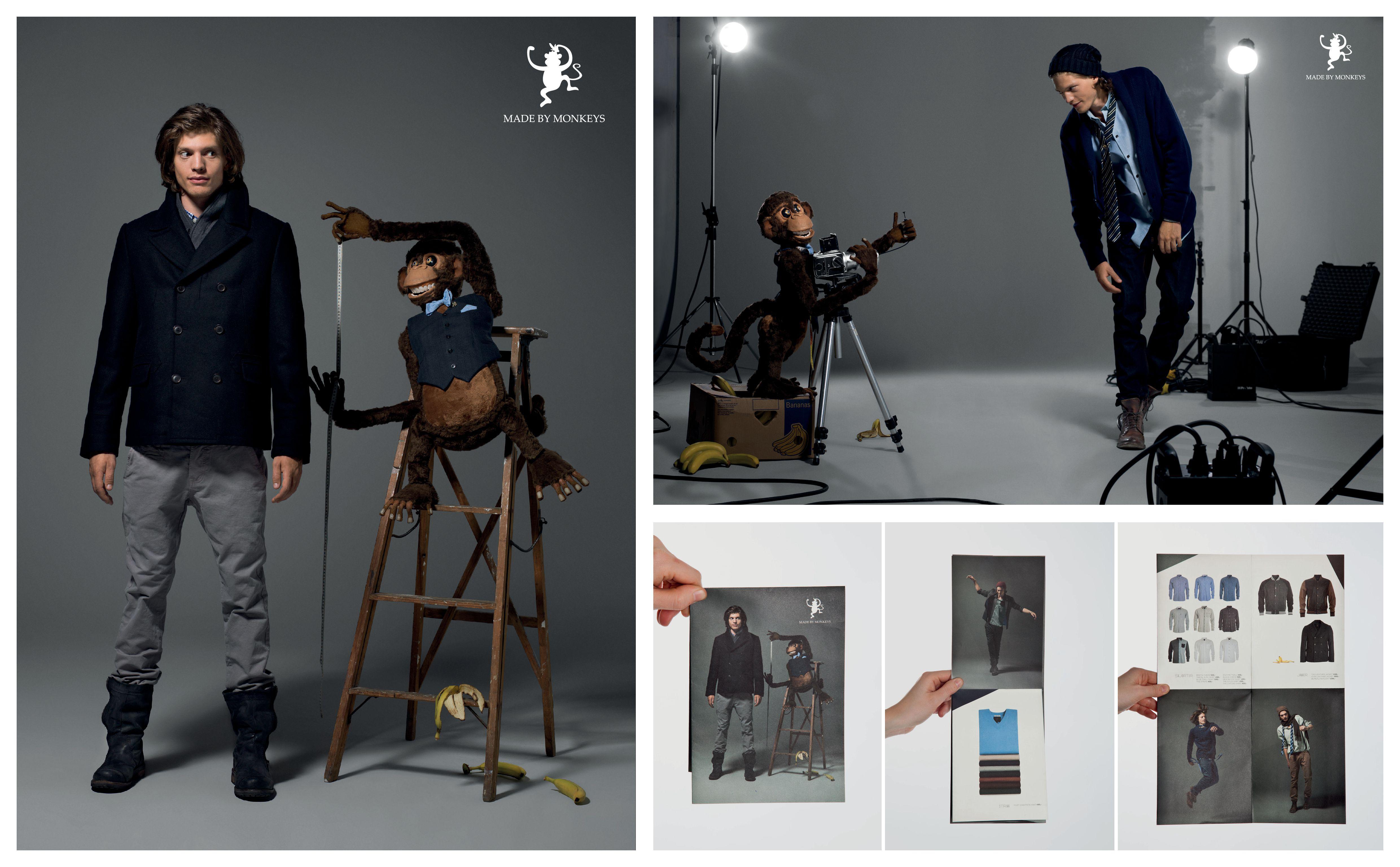 Made by Monkeys lanseres hos Boys of Europe! | Kvadrat