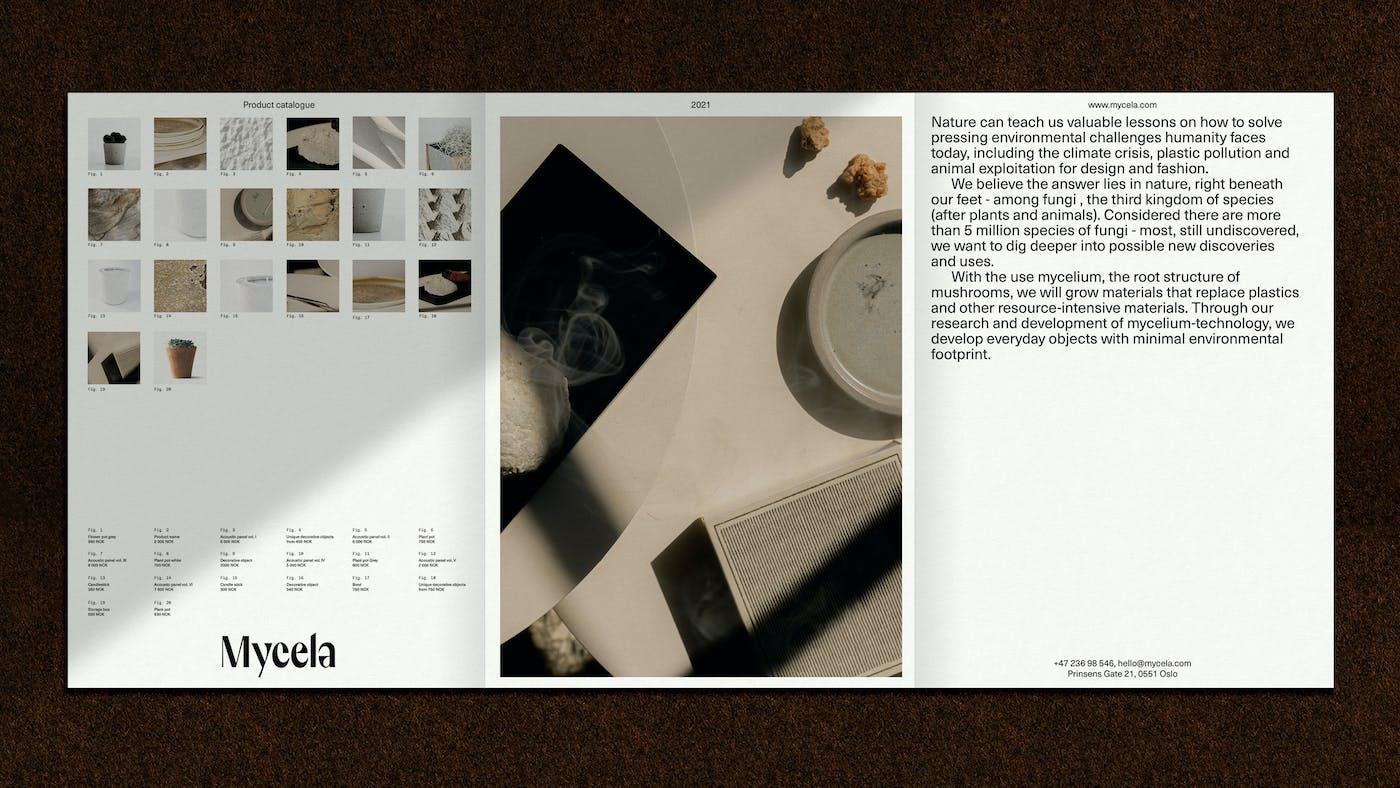 3 Mycela catalogue