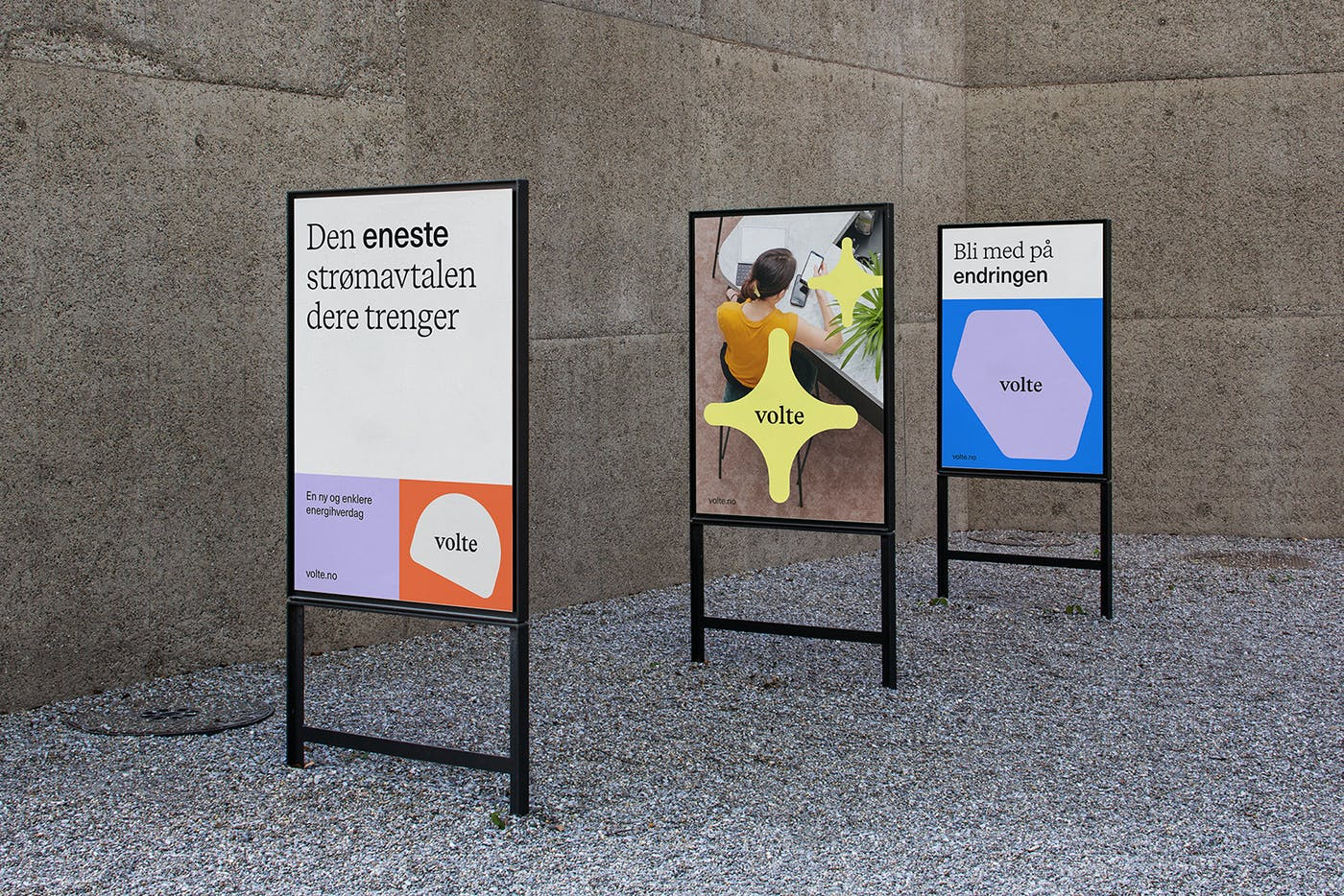 3 Volte posters