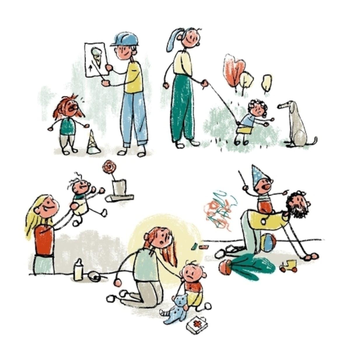 Knalltall for Foreldrestiltest fra Foreldrehverdag