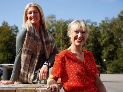 Allegro Kristin og Johannax