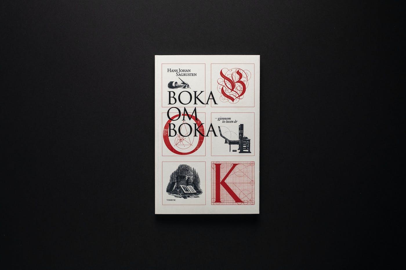 Boka om boka gjennom to tusen år