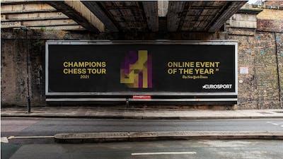 Champions Chess Tour billboardx