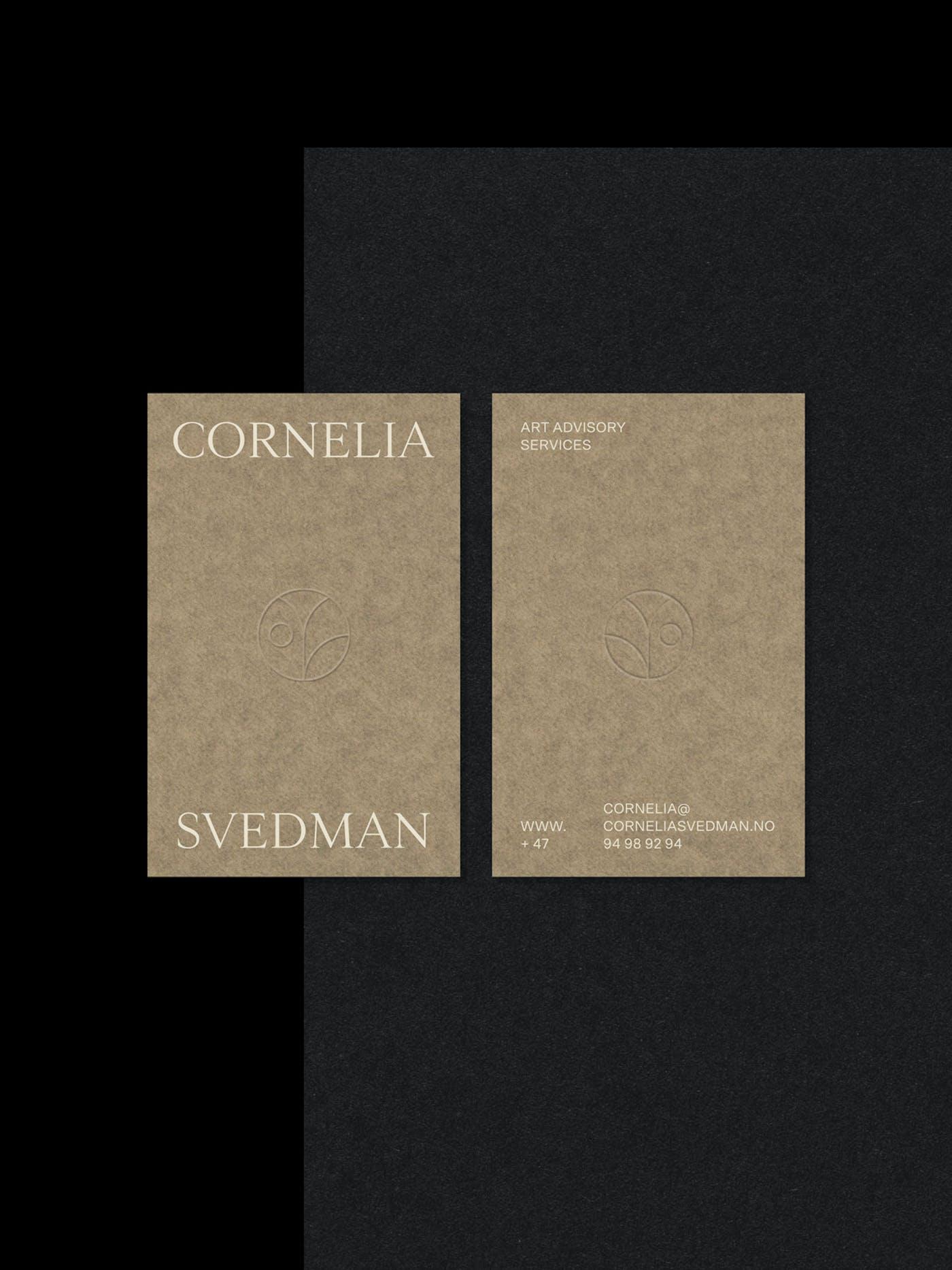 Cornelia Svedman Cards