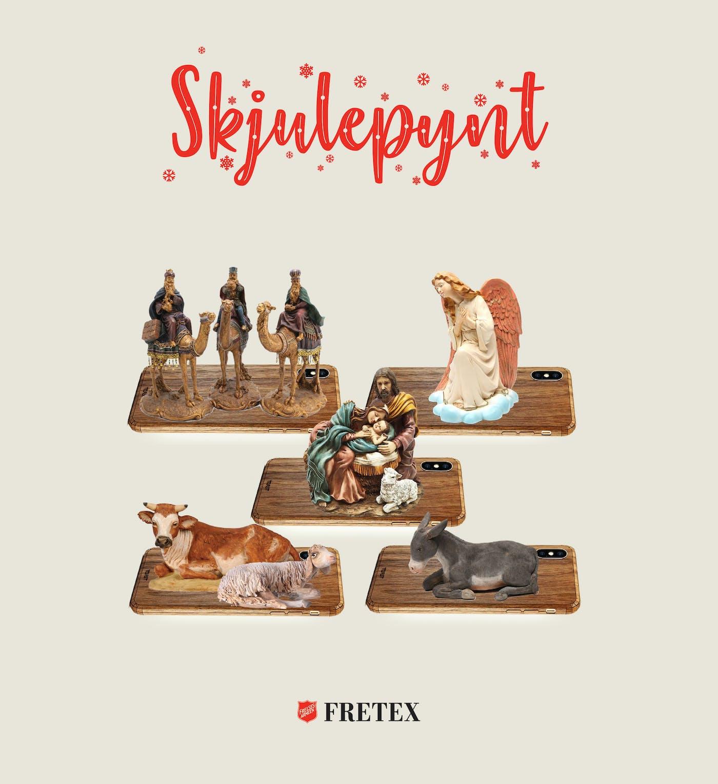 FRETEX SKJULEPYNT 5