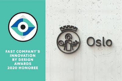 Fast Company berømmer Oslos visuelle identitet