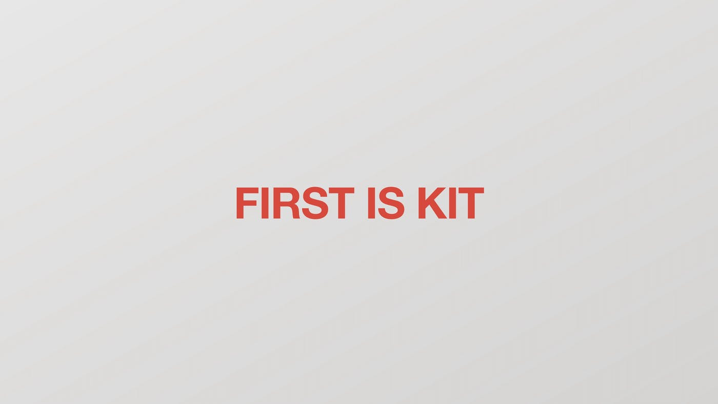 First Is Kit4
