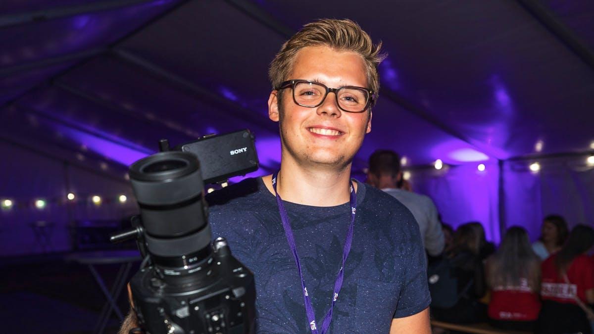 Fredrik Opheim Foto Markus Hausevik Johnsenx