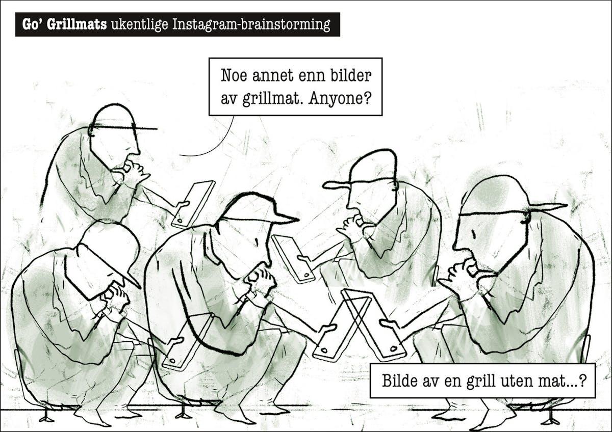 Go Grillmat Et Bransje Liv