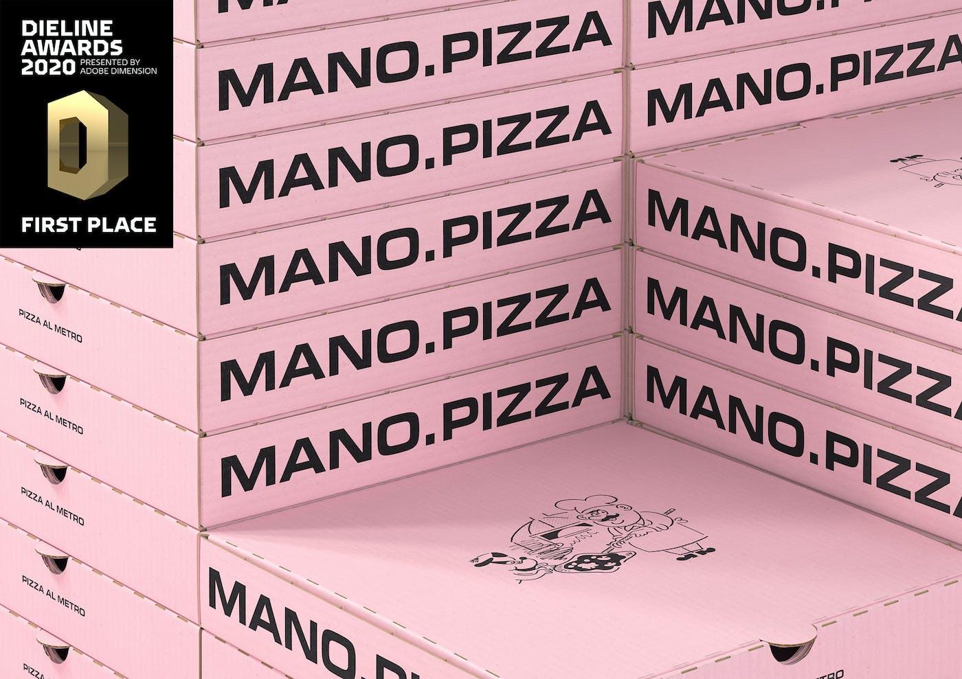 Goods Mano Pizza Stacks