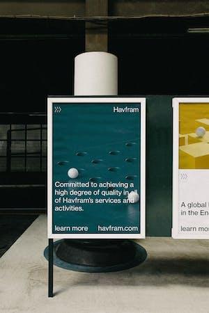 Havfram posters 1 of 2