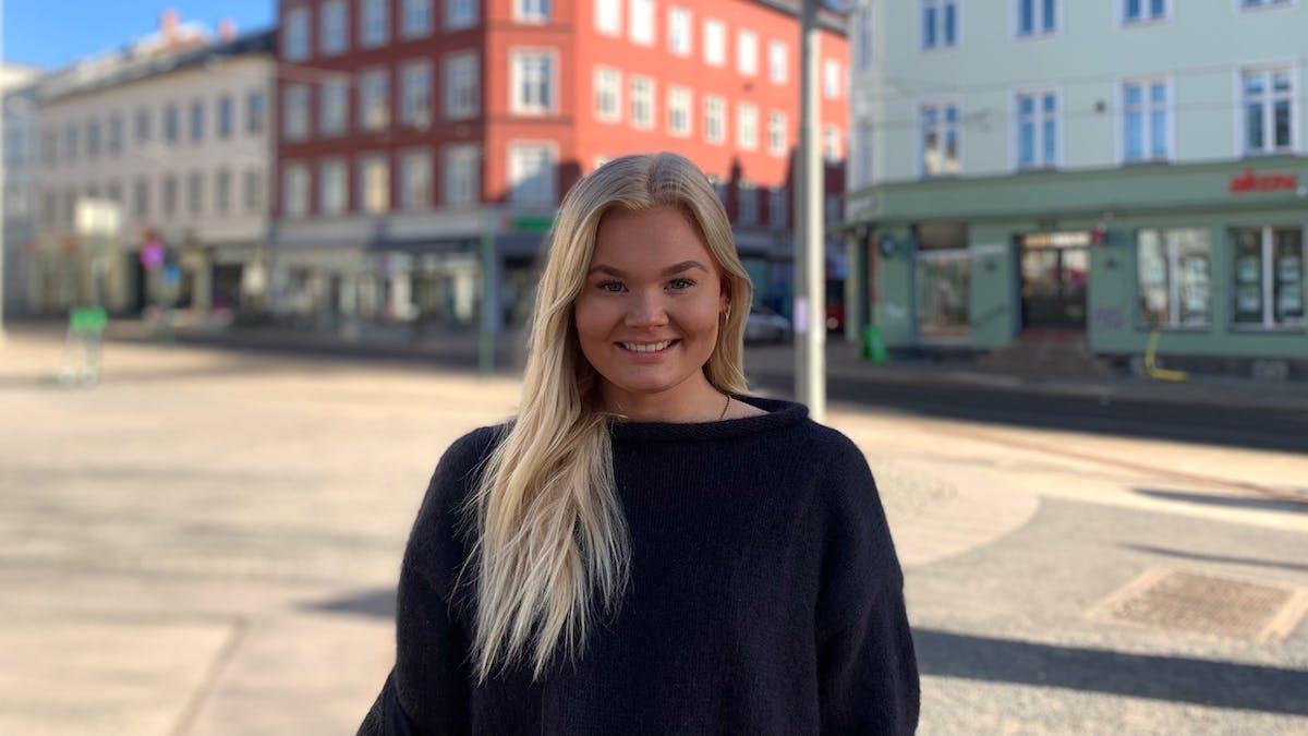 Hedda Davidsen Involvex