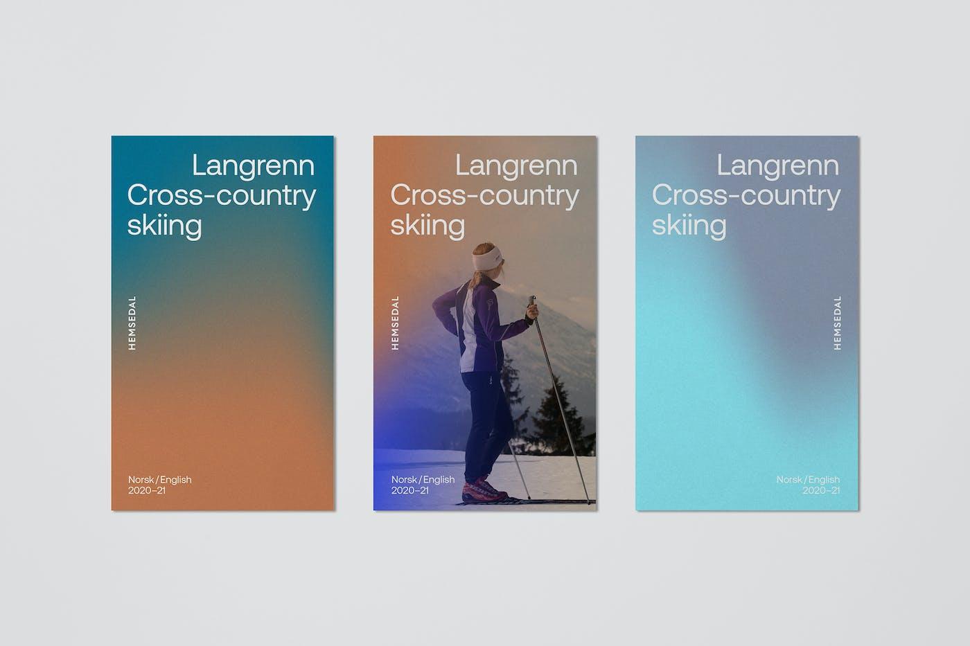 Hemsedal Crosscountry Brochures