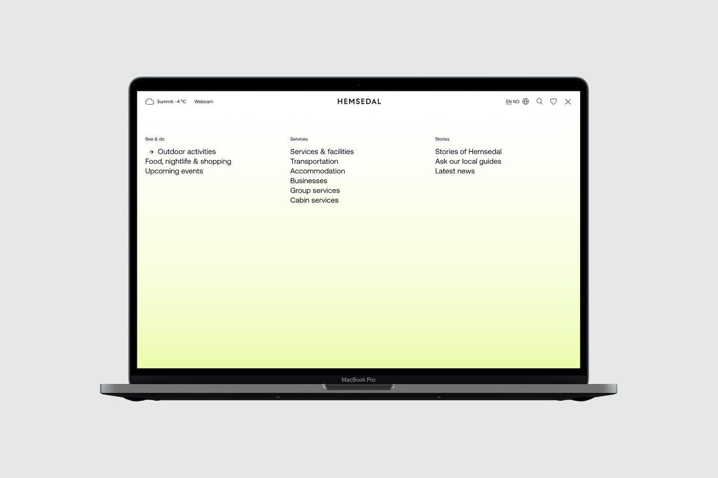 Hemsedal Website Flat02