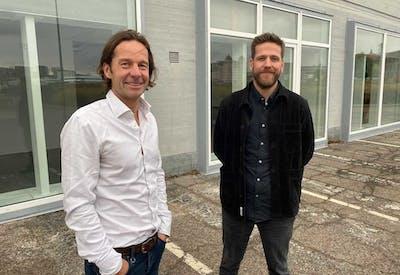Jan Christian Fosseidbråten og Espen Haugen