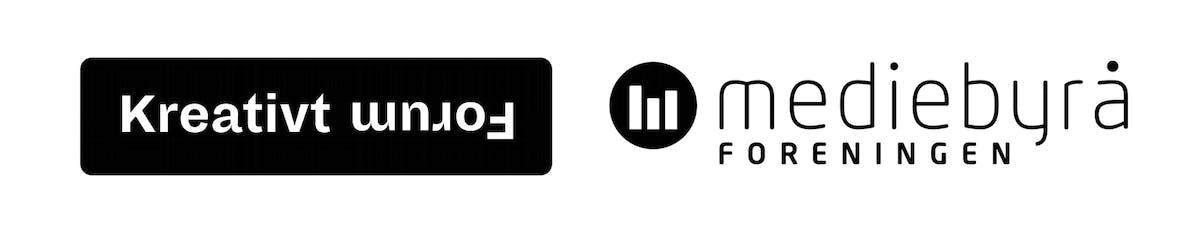 KF og MBF logo liggende stor