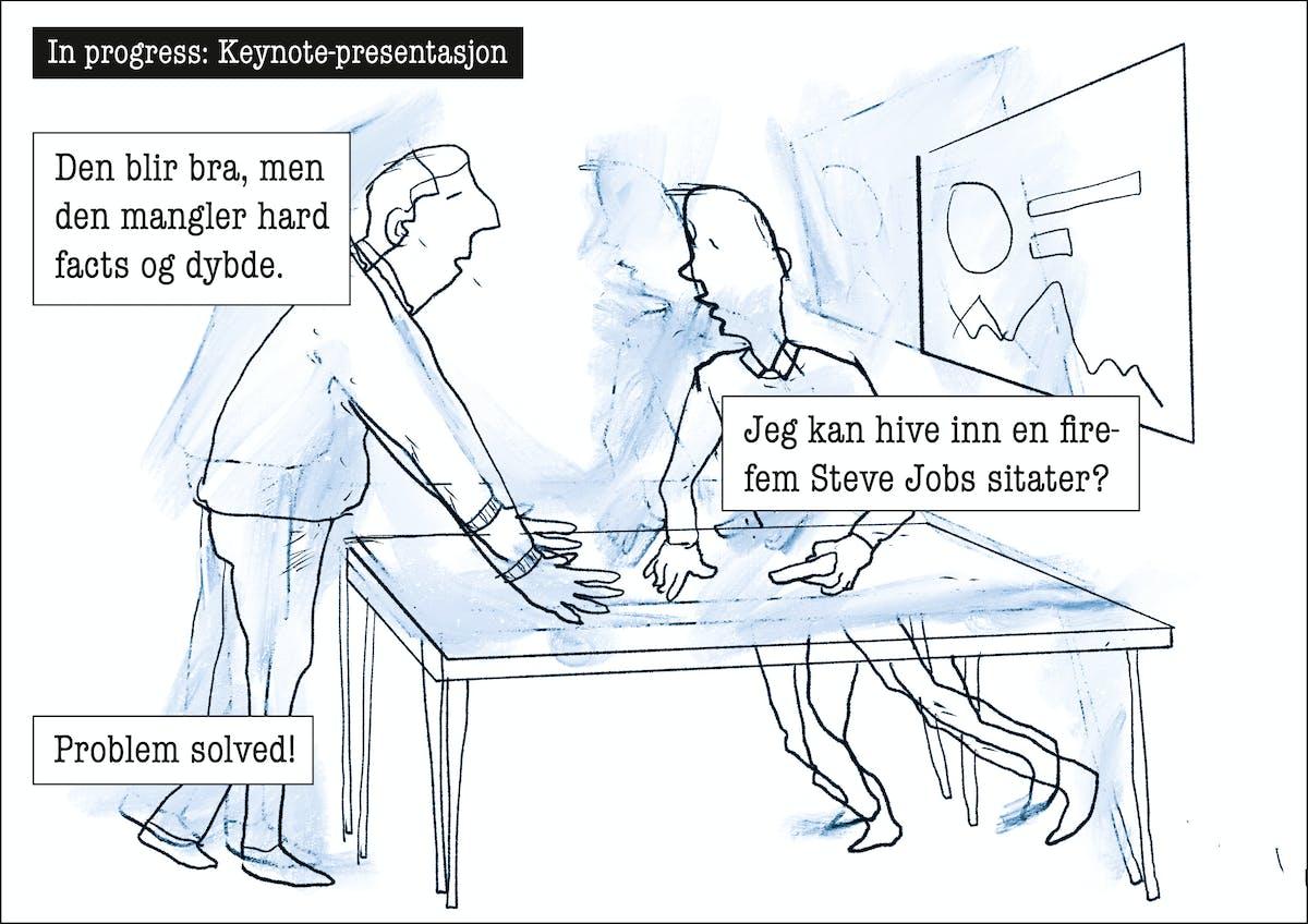 Keynote Et Bransje Liv