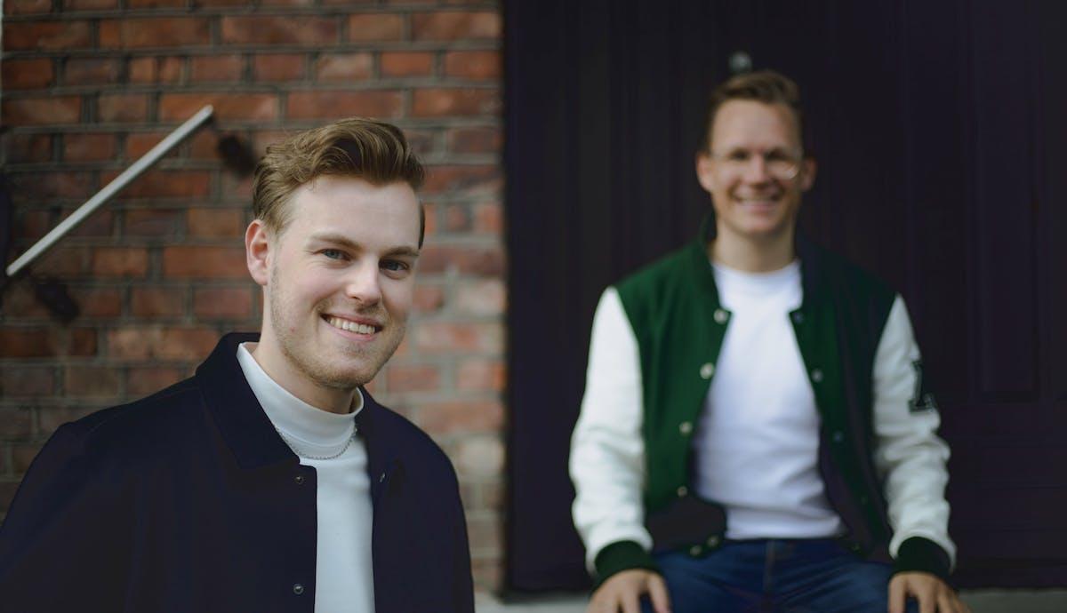 Markus Tangløkken og Lars Eia Kirkholmx
