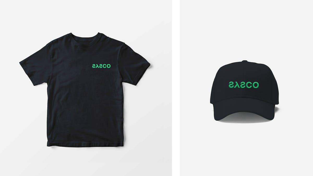SYSCO t skjorte caps 4