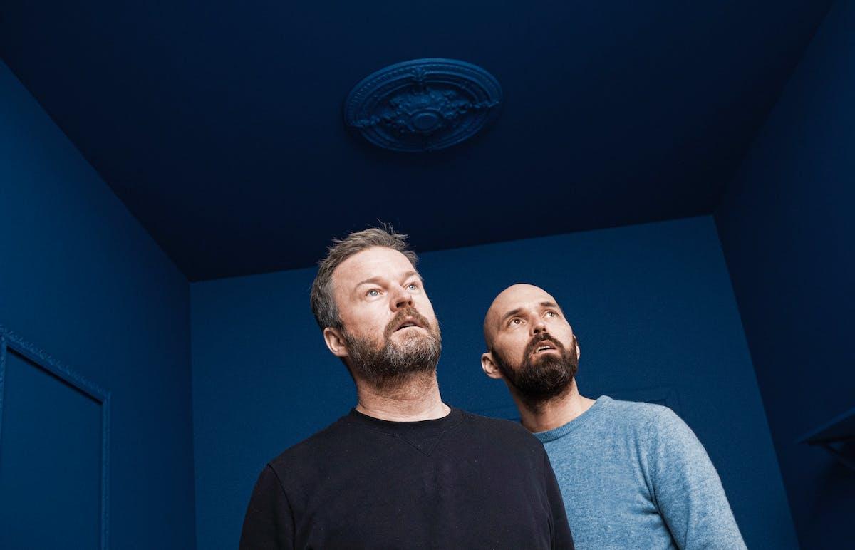 Sigurd og Kris Hafslundx