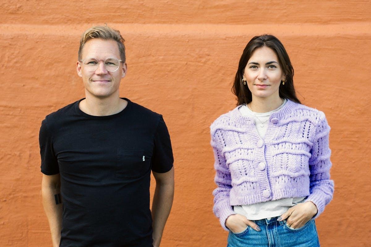 Solene Lie Bourgetel og Lars Eia Kirkholm 2x