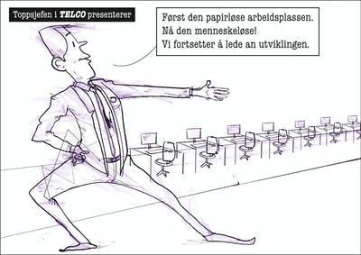 Telco Et Bransje Livx