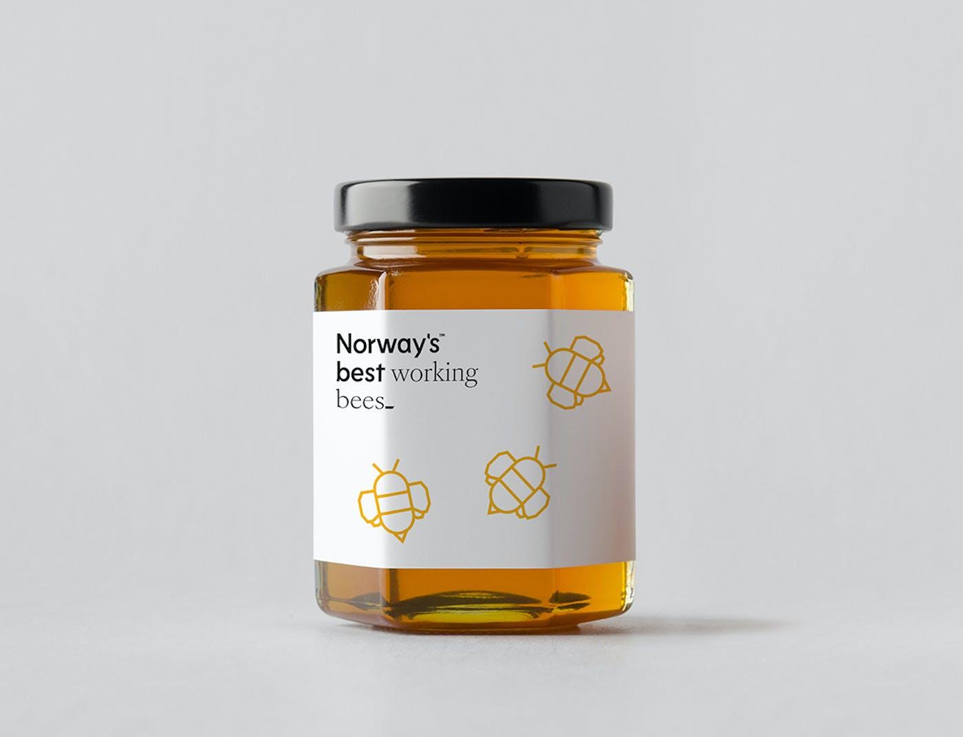 Uniform Norways Best 5 Honning