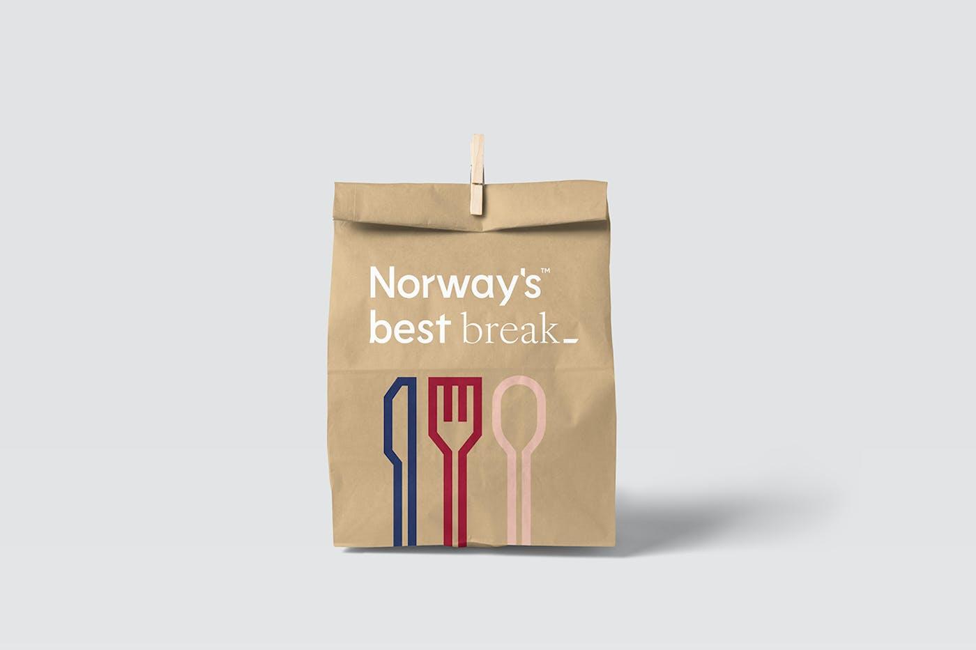 Uniform Norways Best 6 Matpakke
