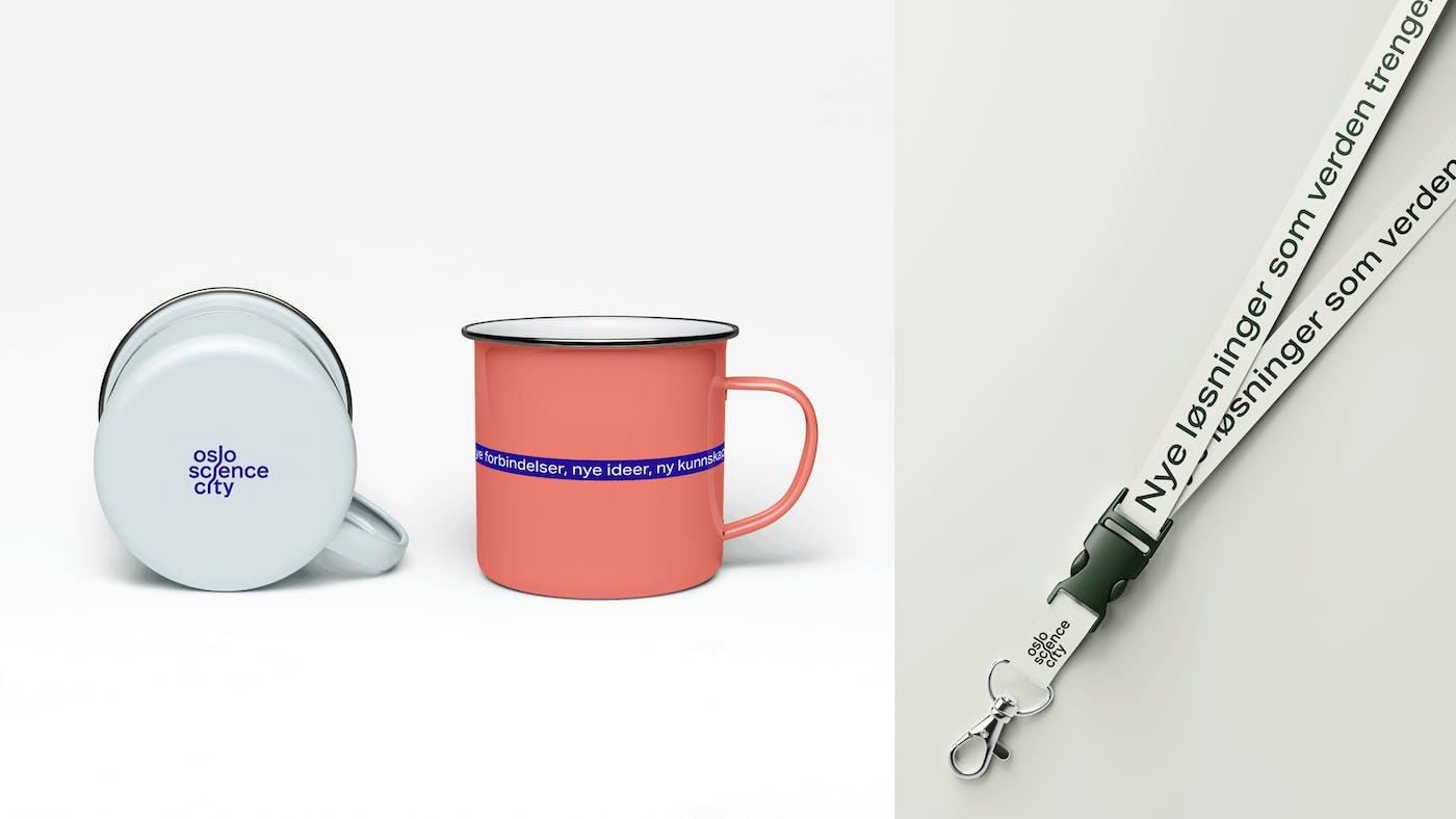 Osc lanyard mug